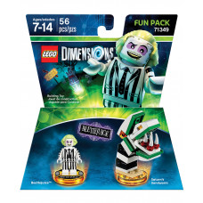 LEGO DIMENSIONS PAQUETE DE DIVERSION BEETLEJUICE