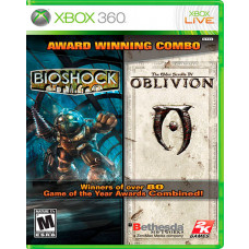 BIOSHOCK AND THE ELDER SCROLLS: OBLIVION BUNDLE