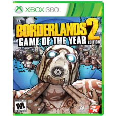 BORDERLANDS 2 GAME OF THE YEAR EDITION