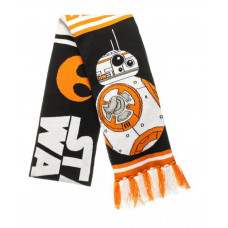 BUFANDA STAR WARS BB8