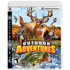 CABELAS OUTDOOR ADV. 2010