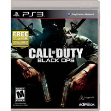 CALL OF DUTY BLACK OPS DLC1 LIMITED EDITION