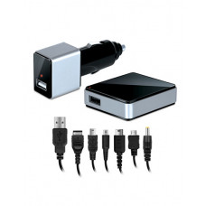 KIT DE CARGADORES USB DREAMGEAR
