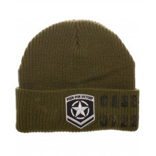 GORRO BEANIE CALL OF DUTY PUSH FOR VICTORY VERDE