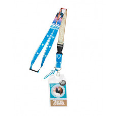 LANYARD ZELDA BREATH OF THE WILD ESPADA