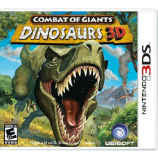 COMBAT OF GIANTS DINOSAURS 3D