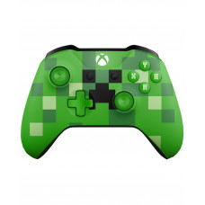CONTROL XBOX ONE INALAMBRICO MINECRAFT CREEPER