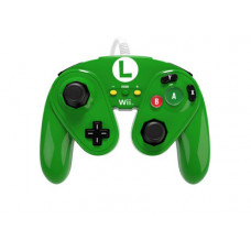 WIIU WIRED FIGHT PAD LUIGI