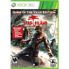 DEAD ISLAND GAME OF THE YEAR
