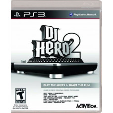 DJ HERO 2 SOFTWARE