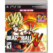 DRAGON BALL XENOVERSE DAY ONE EDITION