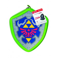 3DS ZELDA HYLIAN SHIELD CASE