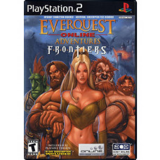 EVERQUEST ONLINE GAME C.-PS2