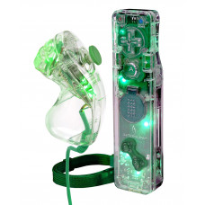 AFTERGLOW REMOTE AND NUNCHUCK BUNDLE GREEN
