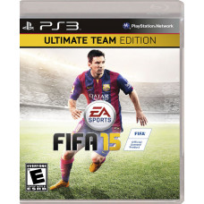 FIFA SOCCER 15 ULTIMATE TEAM EDITION