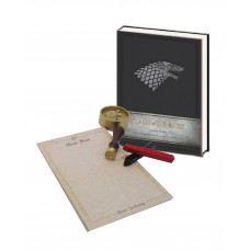SET COLECCIONABLE GAME OF THRONES CASA STARK