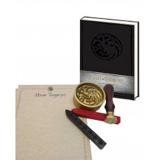 SET COLECCIONABLE GAME OF THRONES CASA TARGARYEN