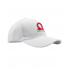 GORRA BLANCA CLASICA GOD OF WAR LOGO VERTICAL d91b736e3b3