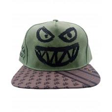 GORRA VERDE SNAPBACK CALL OF DUTY BLACK OPS 4 RUIN FACE 11a77a6d0c8