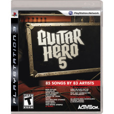 GUITAR HERO 5 SOFTWARE