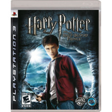 HARRY POTTER & THE HALFBLOOD PRINCE