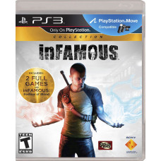INFAMOUS DUAL PACK COLLECTION