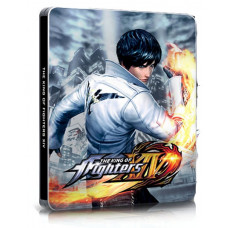 THE KING OF FIGHTERS XIV STEELBOOK