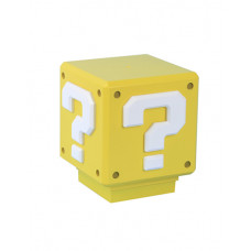 LAMPARA MINI SUPER MARIO BROS QUESTION LIGHT BOX