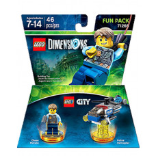 LEGO DIMENSIONS PAQUETE DE DIVERSION LEGO CITY