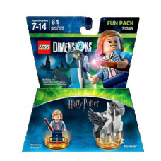 LEGO DIMENSIONS PAQUETE DE DIVERSION HARRY POTTER HERMIONE