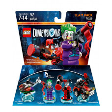 LEGO DIMENSIONS TEAM PACK DC