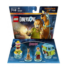 LEGO DIMENSIONS TEAM PACK SCOOBY DOO