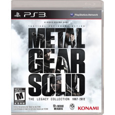 METAL GEAR SOLID THE LEGACY COLLECTION.