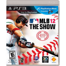 MLB 12 THE SHOW.