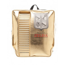 NINTENDO ZELDA GOLD CARTRIDGE 3D BACKPACK