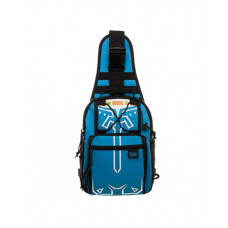 MOCHILA ZELDA BREATH OF THE WILD MINI AZUL
