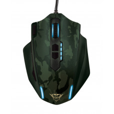 MOUSE GREEN CAMOUFLAGE GXT 155C