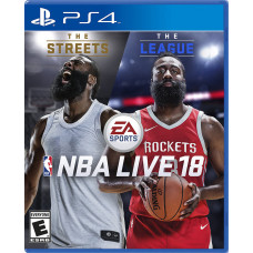 NBA LIVE 18 THE ONE EDITION