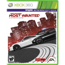 NEED FOR SPEED MOST WANTED LIMITED