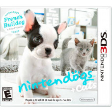 NINTENDOGS   CATS FRENCH BULLDOG