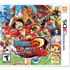 ONE PIECE UNLIMITED WORLD RED DAY ONE EDITION