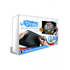 UDRAW GAME TABLET BUNDLE BLACK