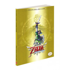 THE LEGEND OF ZELDA SKYWARD SWORD PREMIERE EDITION GUIDE