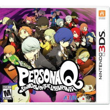 PERSONA Q SHADOW OF THE LABYRINTH D1 EDIITON