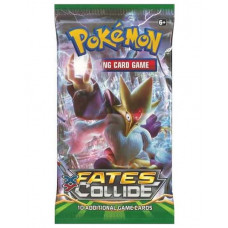 SOBRE POKEMON TRADING CARD GAME XY FATES COLLIDE