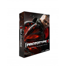 PROTOTYPE 2 BLACKWATCH COLLECTOR EDITION