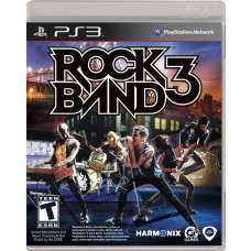 ROCK BAND 3 SOFTWARE