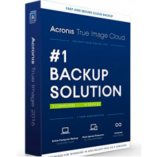 ARCONIS TRUE IMAGE CLOUD LICENCIA PARA 3 COMPUTADORAS Y 10 DISPOSITIVOS - DESCARGA DIGITAL