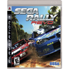 SEGA RALLY REVOLUTION