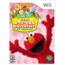 SESAME STREET ELMO'S A TO ZOO